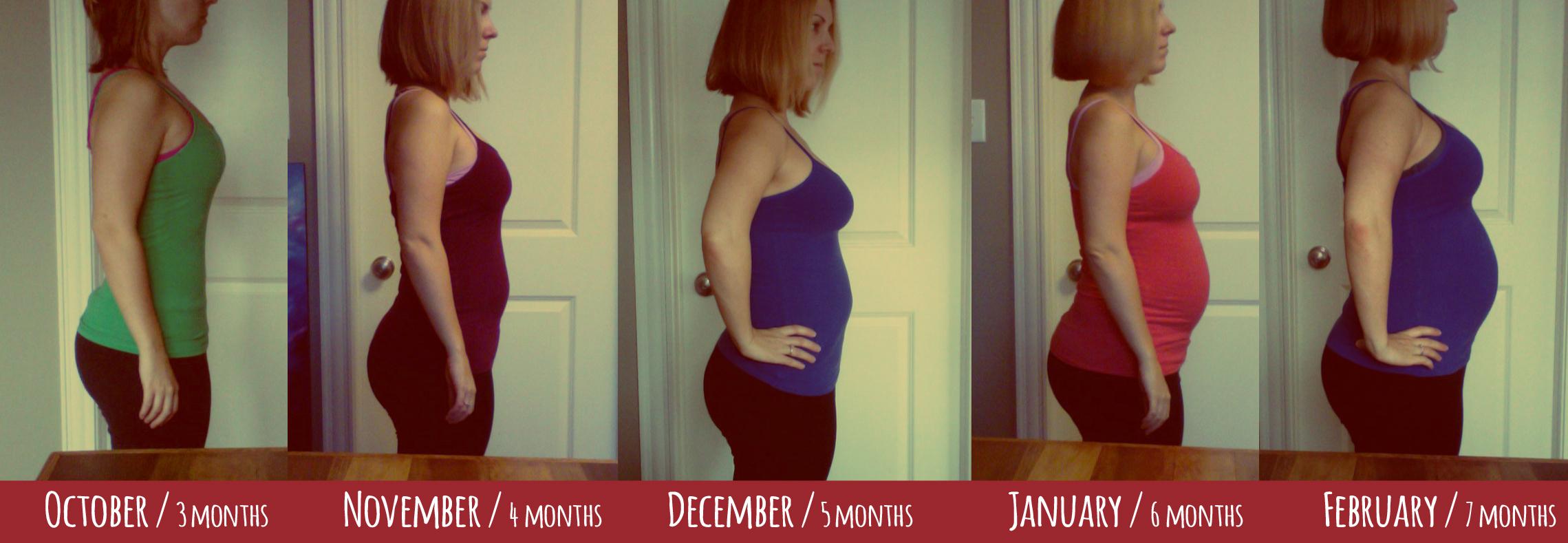 Pregnant Progression